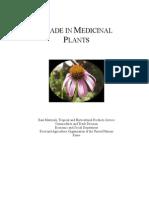 Trade Medicinal Plants