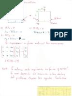 Exprecion en Forma Matricial de Un Portico