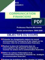 Communication Financiere