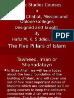 Pillar Islami Stdies