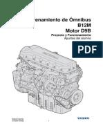 Motor D9B