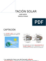 Captación Solar
