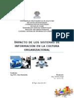 Las Organizaciones Adaptandose Al Uso de Los Sistemas de Información