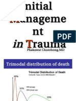 New Initial Management in Trauma
