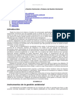 Instrumentos Gestion Ambiental UANCV JULIACA FACULTAD DE DERECHO NILO ZAVALA