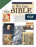 How we get Bible.pdf