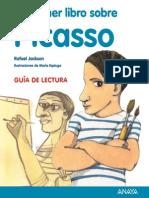 Picasso-cuadernillo Para Niños