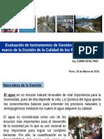 Instrumentos de Gestion Ambiental en El Marco de La Ley 29338