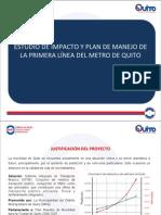 PDF Estudio de Impacto Ambiental, Gestion Ambiental.