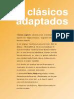 Catalogo Clasicos Adaptados