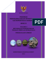 Pedoman Inventarisasi Limbah KLH