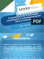 5. El Paradigma de La PSC