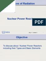 Lecture 3 - Nuclear Reactors
