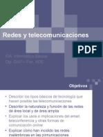 Tema 8 - Telecomunicaciones y Redes