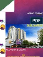 Adroit College 2015