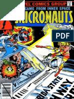 The Micronauts 6 Vol 1