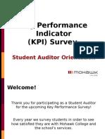 Sample Powerpoint - KPI Auditor Training