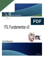ITIL v3 Foundation Strategy Service