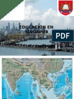 Educacion en Singapur
