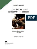Bukowski Charles-Entrevista-Lo Que Mas Me Gusta Es Rascarme Los Sobacos