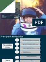 Acciones Comerciales - Junio 2015