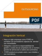 SCM Outsourcing