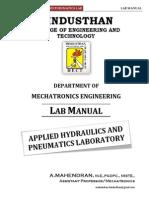 Ahp - Lab Manual