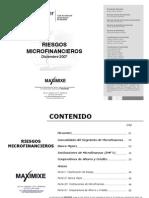 2. Riesgos Microfinancieros