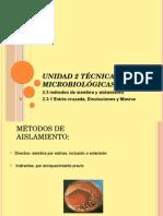 Métodos de Siembra Bacteriologica