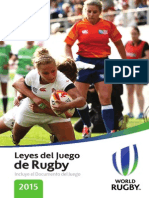 World Rugby Laws 2015 ES