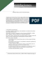 Crtc [2172-9506] Normas Para El Envio de Originales