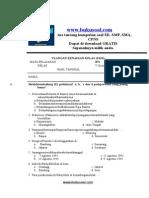 4. Soal Ukk Ips Kelas 5 Sd 2013-1