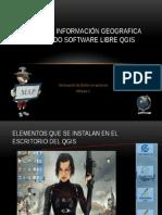 Sistema de Información Geografica Empleando Software Libre QGIS