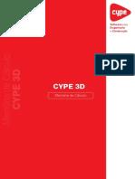 CYPE 3D Memoria de Calculo