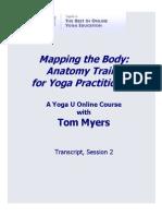 Yoga Practioners - Trains