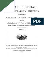Graduale Romano-Seraphicum (1951)