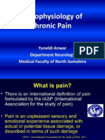 Pathophysiology of Chronic Pain
