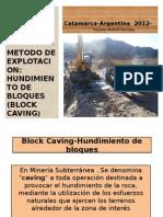 Block Caving [Recuperado]