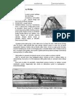 Istorijat mostova - Istražni rad