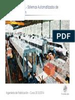 Ud. 7.1. Sistemas Automatizados de Produccion