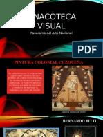 pinacoteca visual