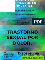 Trastorno Sexual Por Dolor