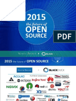 2015 the Future of Open Source