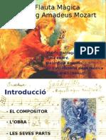 La Flauta Magica de Mozart
