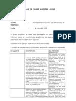 Informe de Estudiantes Modelo3ero b
