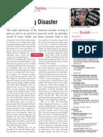 Irak Disaster
