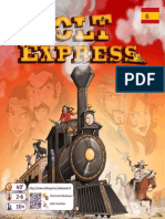 Colt Express - Reglamento