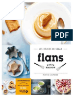 Flans Faits Maison - Les Dn Lices de Solar - Martine LIZAMBARD
