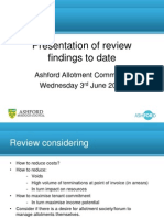 alotment review findings - 03 06 15