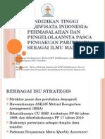 Pendidikan Tinggi Pariwisata Indonesia